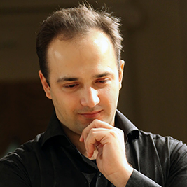 Тарас Багинец (орган, Россия)